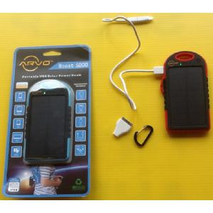 Solar Power Pack - USB Phone & iPad charger Image