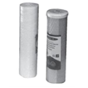 Filter Cartridge - 1 Micron - Silver Carbon Image